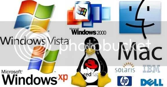 Familias de sistemas operativos populares