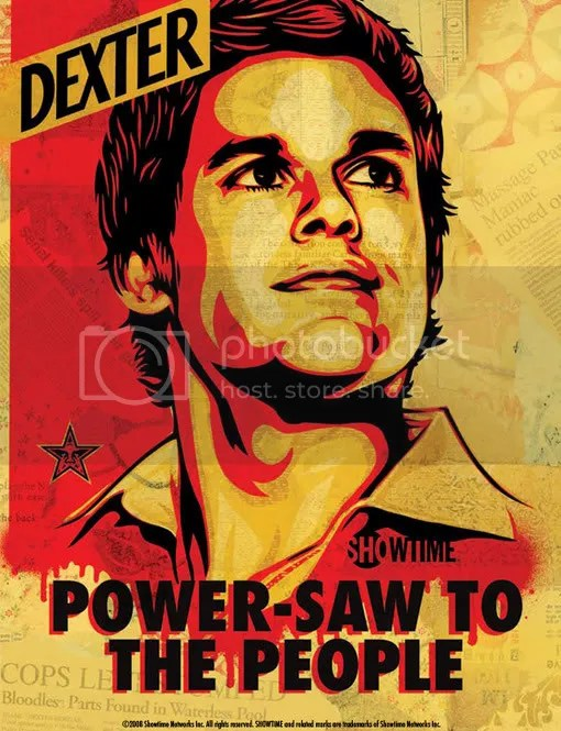 dexter by shepard fairey