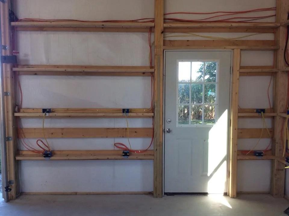 pole garage wiring diagram enthusiast wiring diagrams u2022 rh rasalibre co Pole Barn Wiring Code Pole Barn Wiring Outlets On Wall