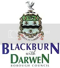 Blackburn with Darwen Council logo