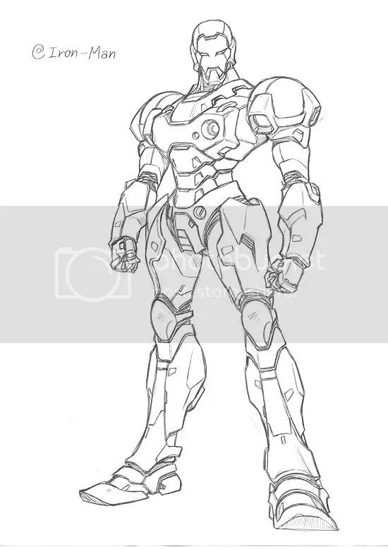 Iron Man Project PHASE 2 Research And Development In The