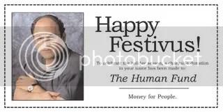 Happy Festivus!