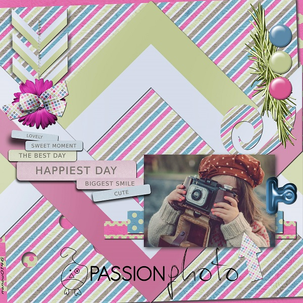 page nanou so much love to give some words to say simplette scrap and design