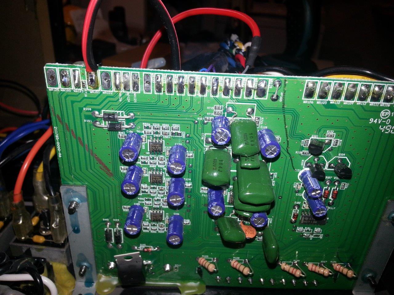Logitech Z 2300 Schematic Diagram 640 Circuit