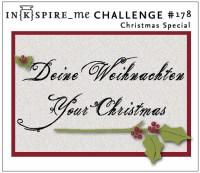 eingereicht beim Christmas Special - In{k}spire_me Challenge #178