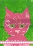 Pink Cat3