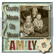 Country Mouse, City Mouse