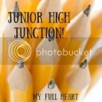 My Full Heart: Junior High Junction