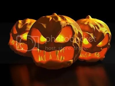 Watch Horror movie on Halloween 2008!