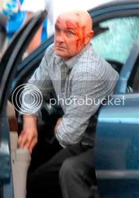 Terry O'Quinn as John Locke in Lost Season 5
