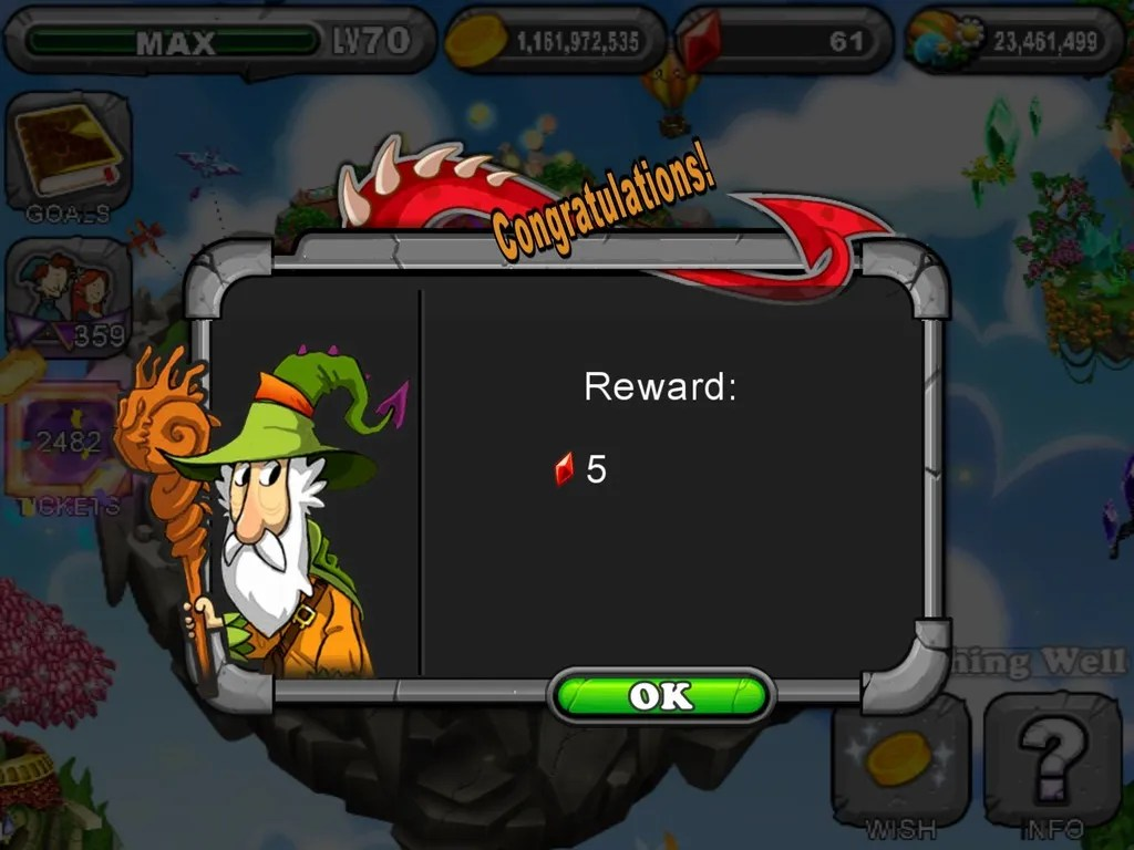 The Great Dragon Faire CONCLUDED THE Dragonvale Community