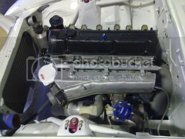 Stolen Datsun L Series Race Parts