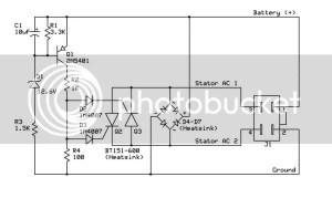 Stator Wiring Diagram 4 Wire Regulator, Stator, Free Engine Image For User Manual Download