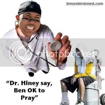 Dr. Hiney