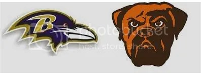 Ravens vs. Browns