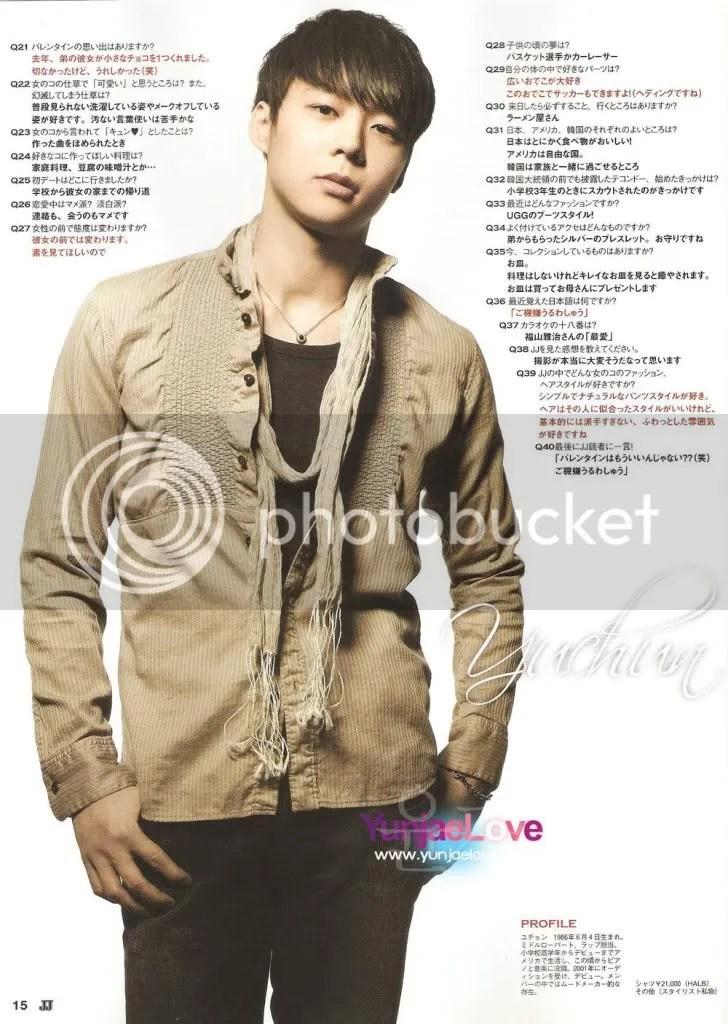 yuchun-jjmagazine
