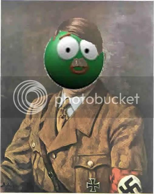 Baneskin, el Nazi