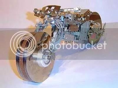 HD no es de Harley Davidson, es de Hard Disc, YEAH!!!