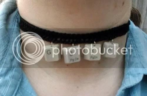El Collar que toda G33k deberia tener