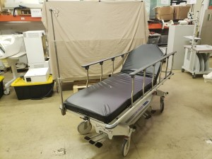 Used Steris Hausted Fluoro-Track Series Fluoroscopy Capable