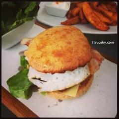 Kuppadeli Burger