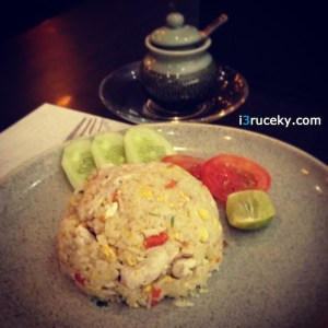 Mango Tree Chicken Fried Rice