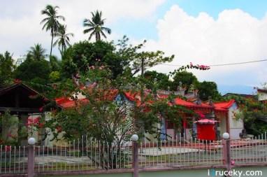 Temple in Penang