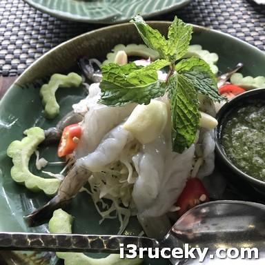 goong che num pla - nara thai restaurant