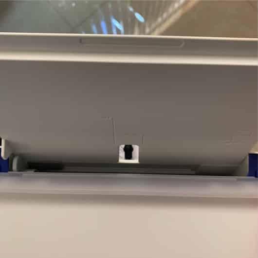 document feeder HP deskjet 2600