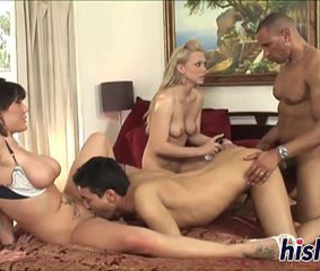 Free Hot Foursome Session With Two Ravishing Dames Porn Video Slutload Mobile