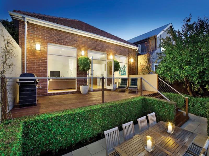 Multi-level outdoor living design with bbq area ... on Fancy Outdoor Living id=50797