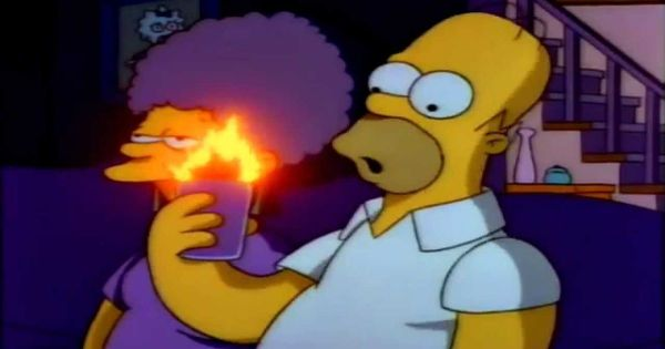 Simpsons fans - you can now have a Flaming Moe in Bristol ...