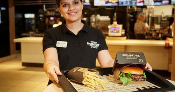 The food items McDonald's staff say you should NEVER order ...