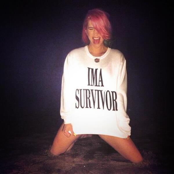 Ke$ha leaves rehabs, drops dollar sign and says she is ...