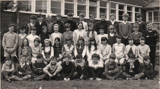 Lobley Hill Infants and Junior School, c1968  Check out how faculty uniforms within the North East have modified through the years JS98444625
