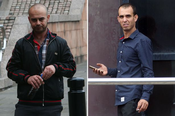 muslim grooming gang members Ribas Asad and Soran Azizi