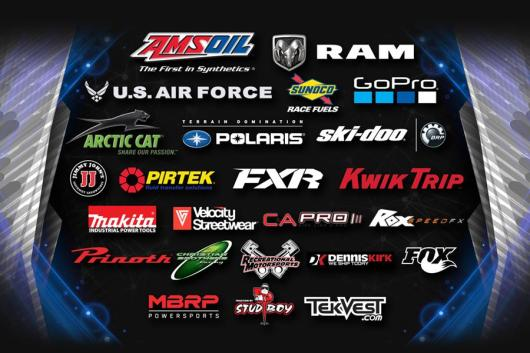 Thank you to our wonderful sponsors.