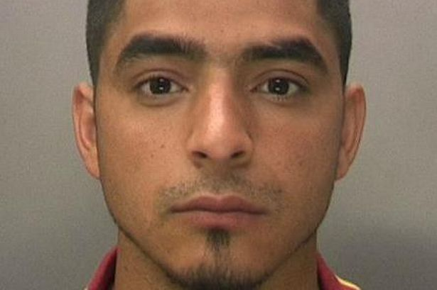 Muslim rape jihadist Hashmat Saafi wanted by police