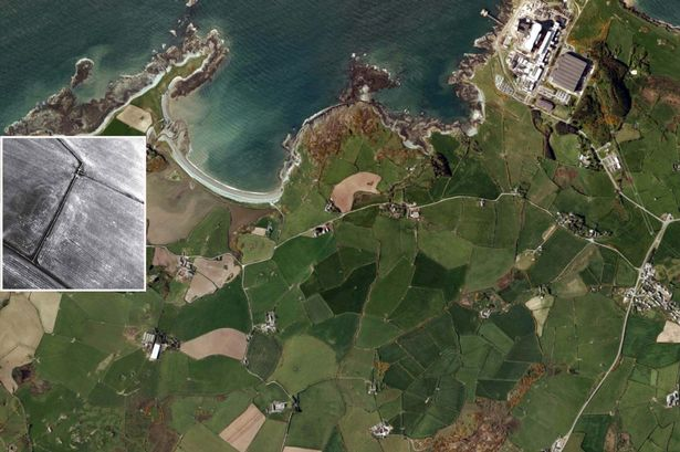 An new Roman era 'fortlet' has been found on Anglesey