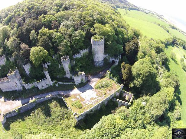 Visitors to the open day can expect a tour of the castle and its grounds which is in Abergele