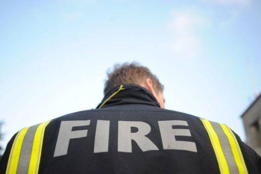 A London firefighter