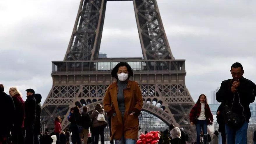 Fransa'da yeni tip koronavirüs salgınında hayatını kaybedenlerin sayısı 372'ye yükseldi 1