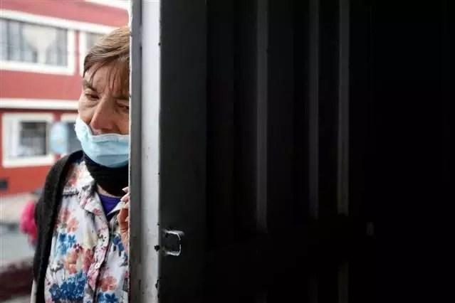 Kolombiya'da Corona Virüs nedeniyle birinci mevt 1
