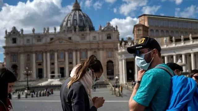 Son dakika haberi: İtalya'da bir günde 969 kişi hayatını kaybetti 1