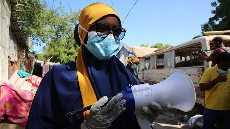 Somali'de Kovid-19 nedeniyle birinci mevt 1