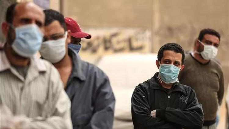 Mısır ve Fas'ta Kovid-19 kaynaklı vefatlar artıyor 1