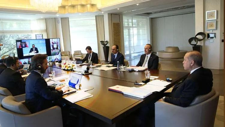 DSÖ Genel Yöneticisi Ghebreyesus'tan Türk Kurulu önderlerine teşekkür 1