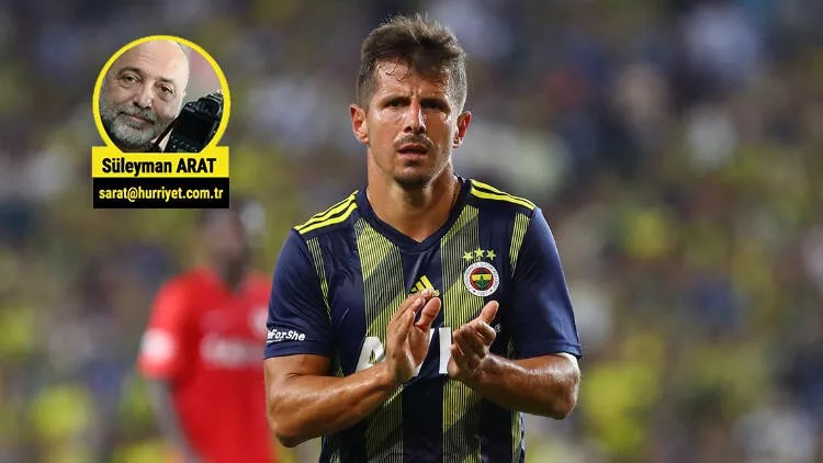 Fenerbahçe'den Emre Belözoğlu planı! Bir birinci olacak 1