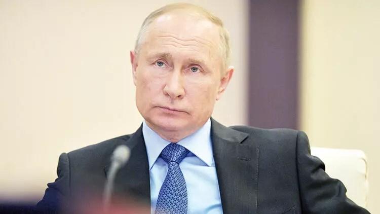 Putin: Yeni silahları Suriye'de test ettik 1