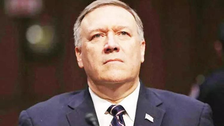 """ABD Dışişleri Bakanı Mike Pompeo: """"(Kovid-19) sorumluların hesap vereceği bir vakit gelecek"""" 1"""